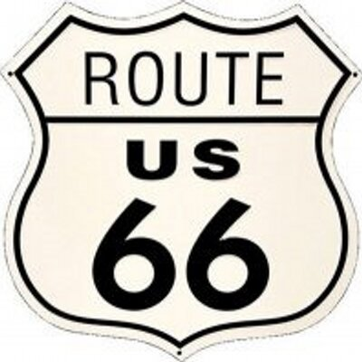 Route 66 Advertising