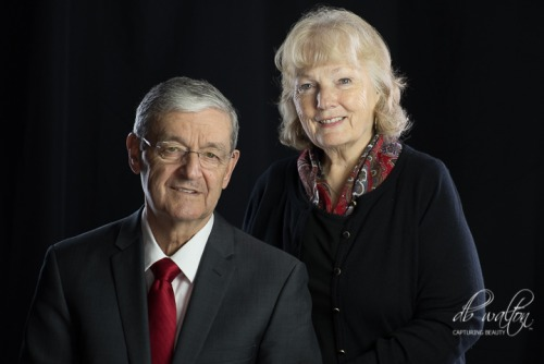 Joe and Jean Riggs